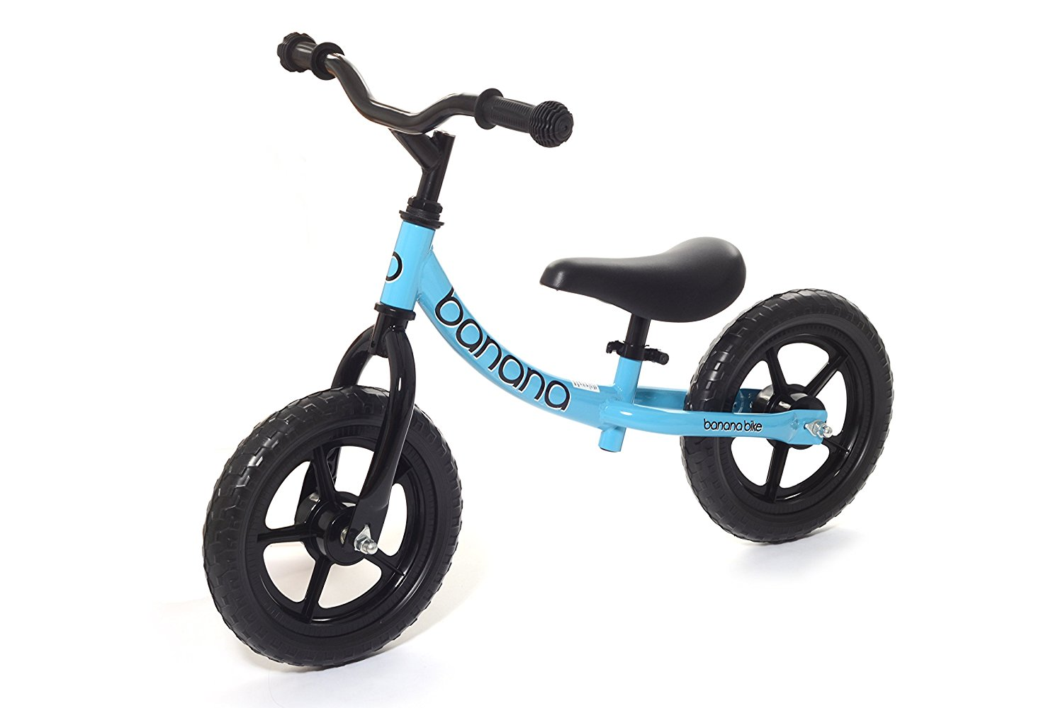 Balance Bike for 2, 3 & 4 Year Olds - Lightweight Banana Bike LT