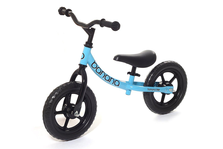 Balance Bike for 2, 3 & 4 Year Olds - Lightweight Banana Bike LT