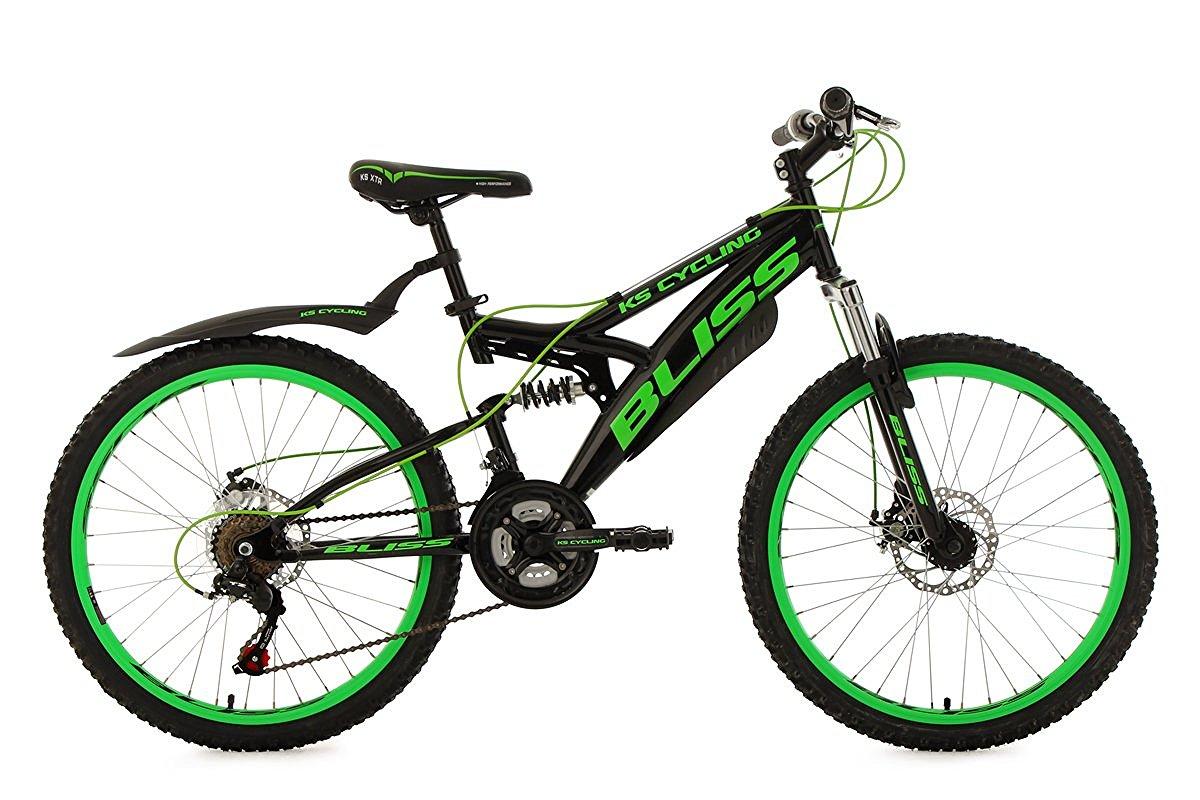 Kids Mountain Bike 24