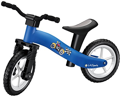 Lightweight Boys Blue Childrens Kids Balance Bike