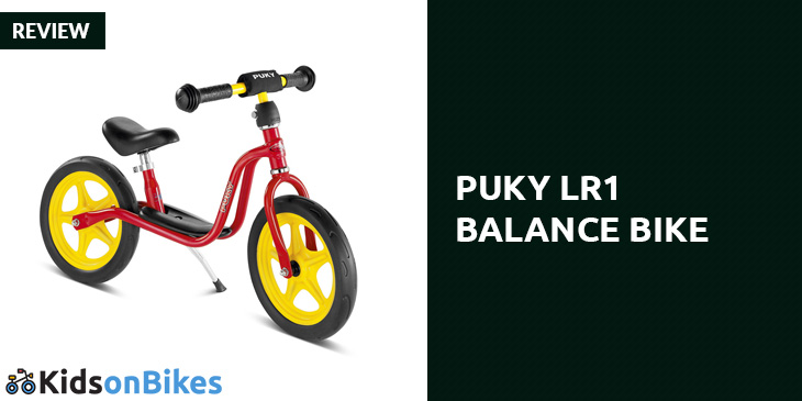 Puky Lr1 Balance Bike Review Kids On Bikes