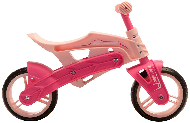 WeeRide Girl's Slyde Balance Bike