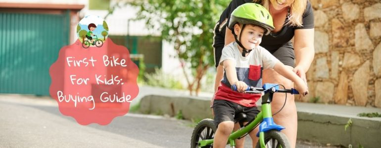 best first bike for kids