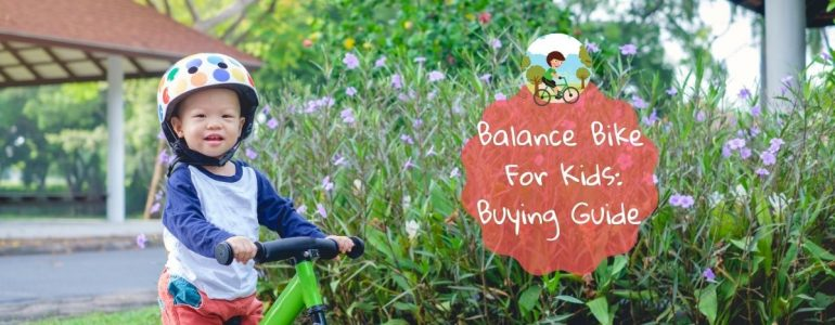 best balance bike for kids