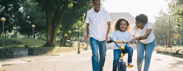 can an autistic child ride a bike
