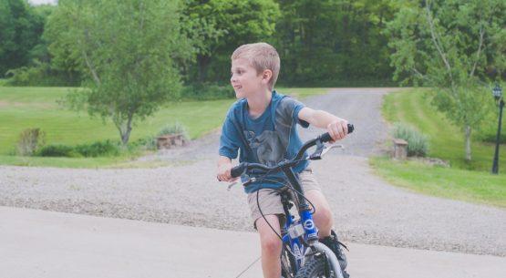 why are children's bikes so heavy