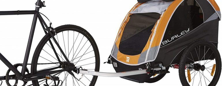 best bike trailer for kids