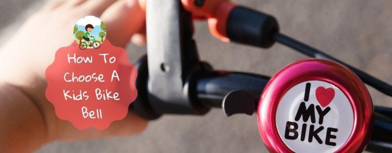 best kids bike bell