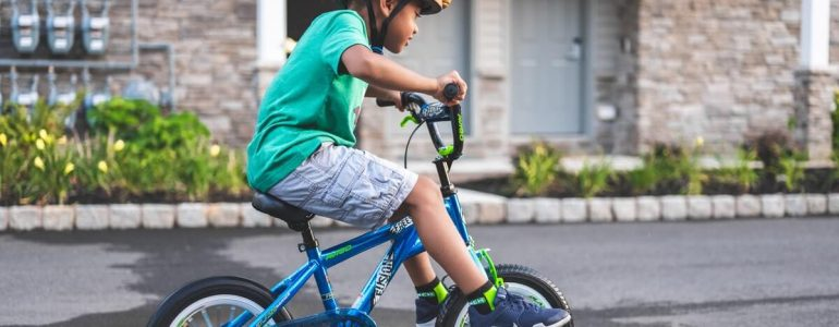 how to raise handlebars on kids bike