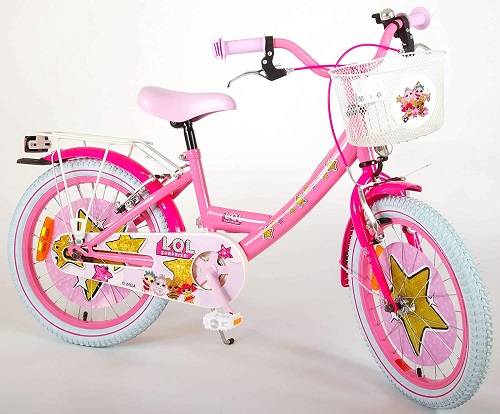 LOL Surprise Girl Bike